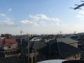 桶川市加納K様 東京タワー方向の景色。