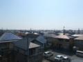 鴻巣市ひばり野S様 東京タワー方向の景色(完了)。