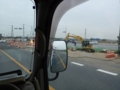 県道東松山鴻巣線バイパスが開通間近です。