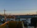 羽生市東H樣 東京タワー方向の景色。