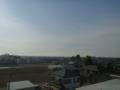 鴻巣市屈巣K樣 児玉局方向の景色。