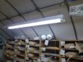 残りの時間は、Hf灯ヒモ付FSA41245FVPN9-RWAを設置します。