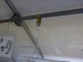 ビニルハウスパイプ、吊下げは、SS2328と蛍光灯チェーンにて。