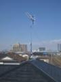 鴻巣市富士見町T樣 アンテナ工事完了。