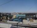 鴻巣市雷電I樣 前橋局方向の景色(完了)。