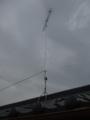 加須市中ノ目M樣 アンテナ工事完了。