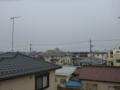 熊谷市大原I樣 東京タワー方向の景色(完了)。