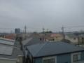 桶川市朝日T樣 アンテナ工事完了。