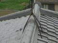 既設の屋根馬。