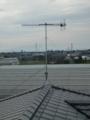 深谷市田谷S樣 アンテナ工事完了。