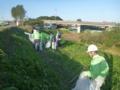 電気工事組合 行田支部鴻巣地区の花火ボランティアです。