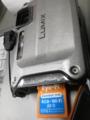 現場デジカメLUMIX FT3へEye-Fiカードを挿入です。