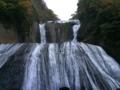 袋田の滝。