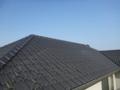 屋根から、アンテナはなくなりました。