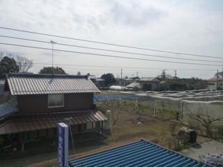 久喜市菖蒲町小林K様 東京スカイツリー方向の景色(完了)。