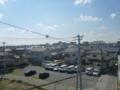 熊谷市新島W様 東京スカイツリー方向の景色。