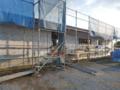 北本市高尾で新築始まっています。
