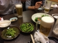 行田の真鮮で、中学同級生飲みです。