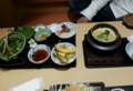 松茸の炊きたて御飯膳 - 藍屋 東松山店。