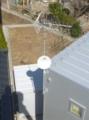 熊谷市押切I様 アンテナ工事完了。