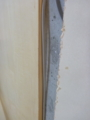 RC構造で壁の懐が狭いです。