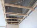 天井開口部です。