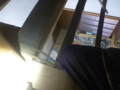 旧菖蒲町で天井裏に上ります。
