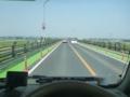 午後は、利根川を渡ります。