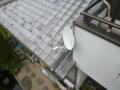 鴻巣市生出塚I様 アンテナ工事完了(BS)。
