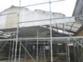 連休明け改修予定の農機具小屋です。
