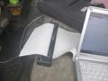 ブラザーさんのモバイルプリンターPJ-623活躍中です。