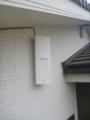 鴻巣市東I様 アンテナ工事完了。