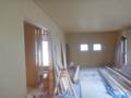 ほぼほぼ、1Fも天井、壁とボード張られました。
