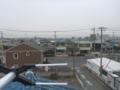 鴻巣市鎌塚T様 前橋局方向の景色(完了)。