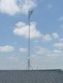 既設のアンテナは3.66mマストで児玉局受信です。