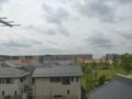 久喜市東大輪M様 東京スカイツリー方向の景色。