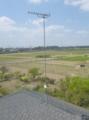 鴻巣市屈巣A様 アンテナ工事完了。