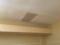 開口してた天井ボードが戻せました。
