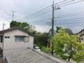 鴻巣市関新田T様 東京スカイツリー方向の景色。