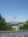 鴻巣市関新田T様 アンテナ工事完了。