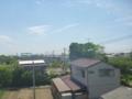 鴻巣市関新田T様 東京スカイツリー方向の景色(完了)。
