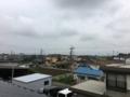 行田市埼玉M様 東京スカイツリー方向の景色(完了)。