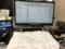 いつものように、事務所で作業図面をVISIOの電気図面委落とし込んでお