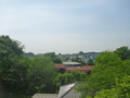 桶川市川田谷O様 東京スカイツリー方向の景色。