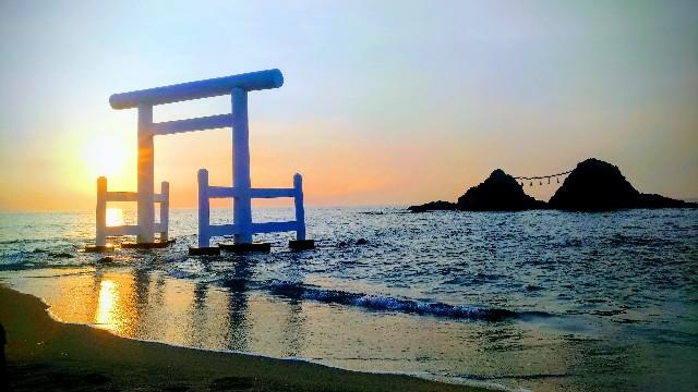 糸島市二見ヶ浦