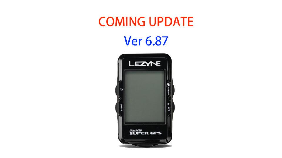 LEZYNE SUPER GPS Vr 6.87