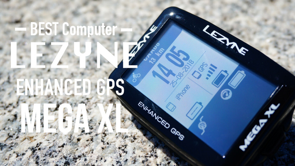 lezyne mega xl gps review