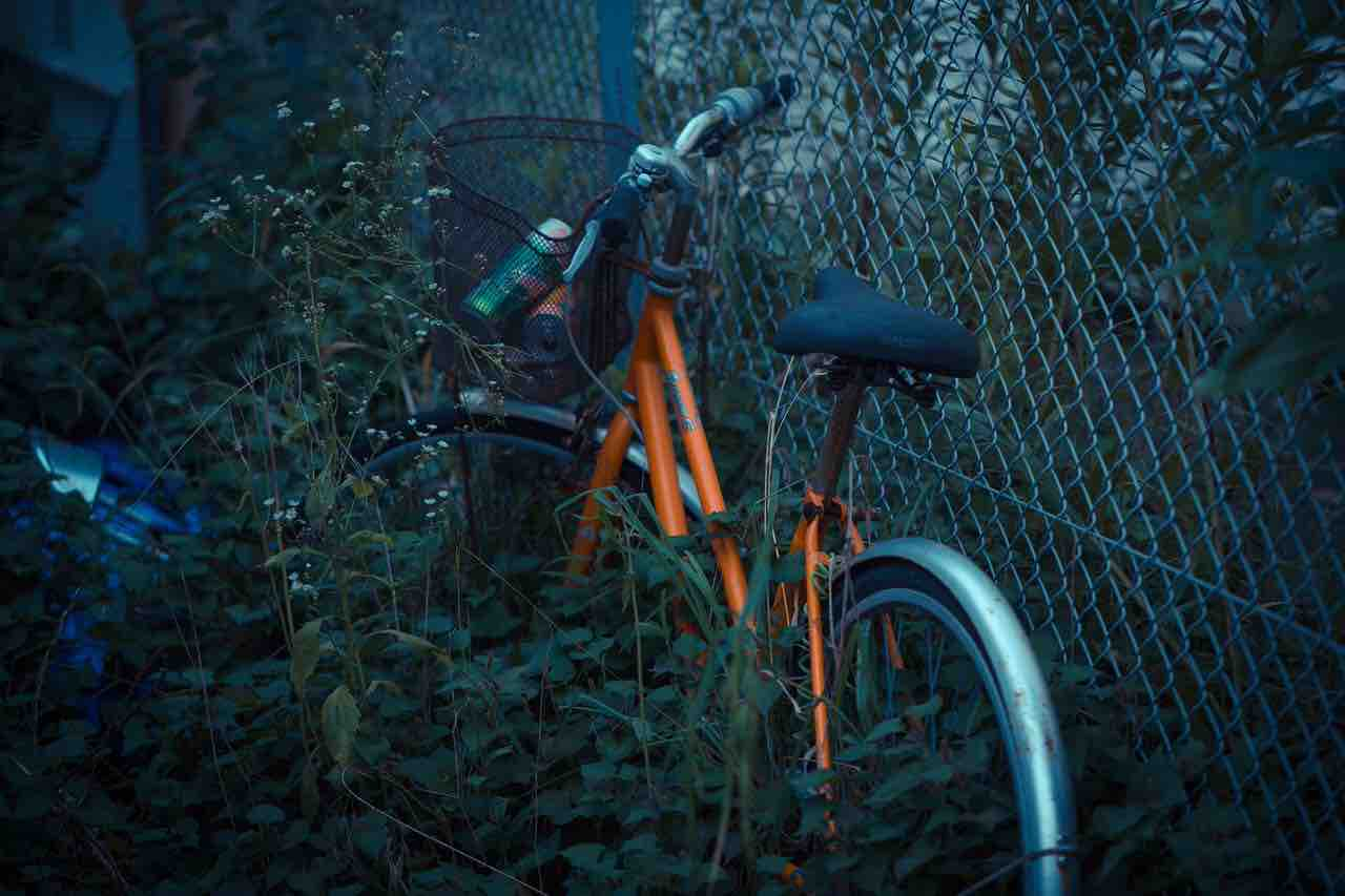 ロードバイクの盗難は多い
