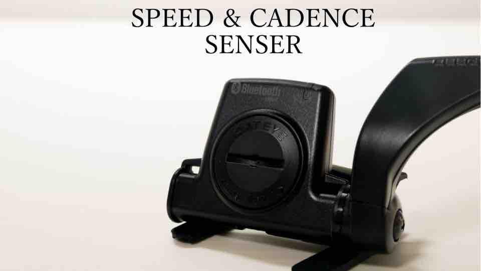 CATEYEのおすすめスピードケイデンスセンサー