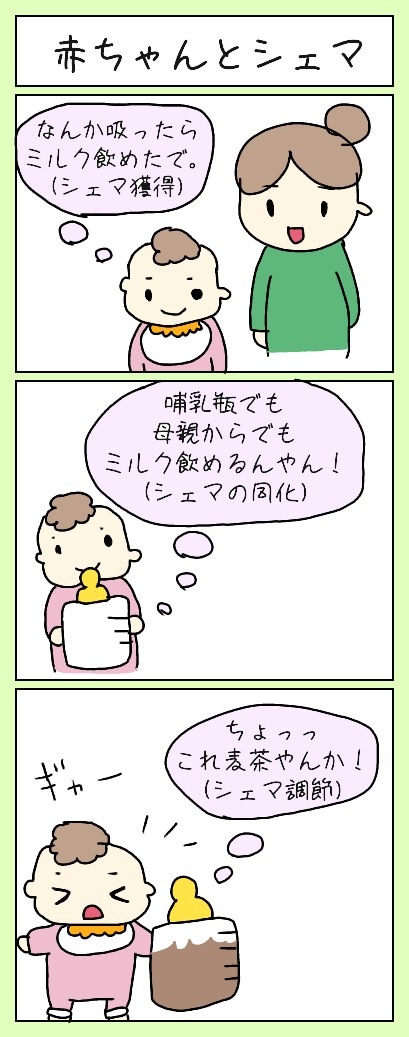 ピアジェ シェマ
